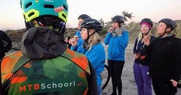 mountainbiken schoorl met mtbschoorl